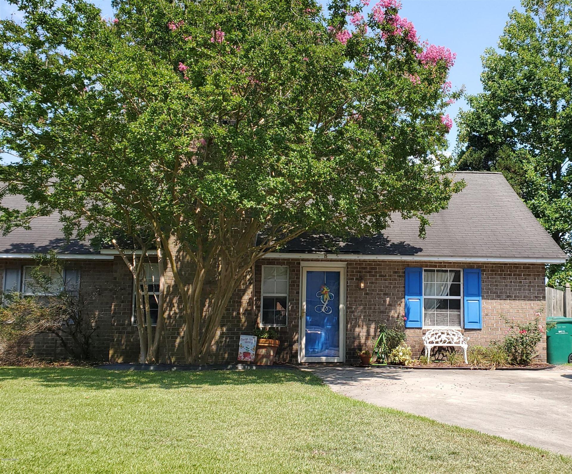 1805 Summerhaven Drive #B, Greenville, NC 27858 - #: 100227335
