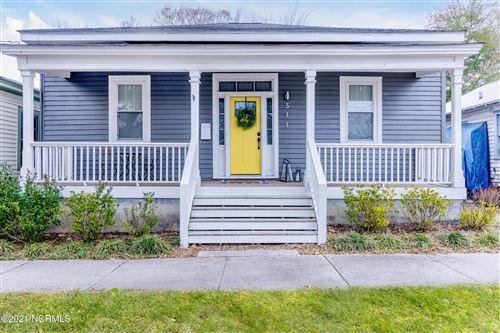 Photo of 511 Bladen Street, Wilmington, NC 28401 (MLS # 100253337)