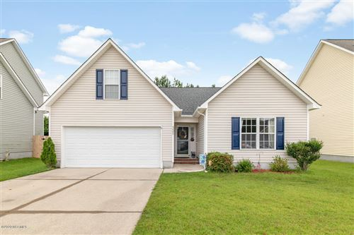 Photo of 321 Providence Drive, Jacksonville, NC 28546 (MLS # 100224339)