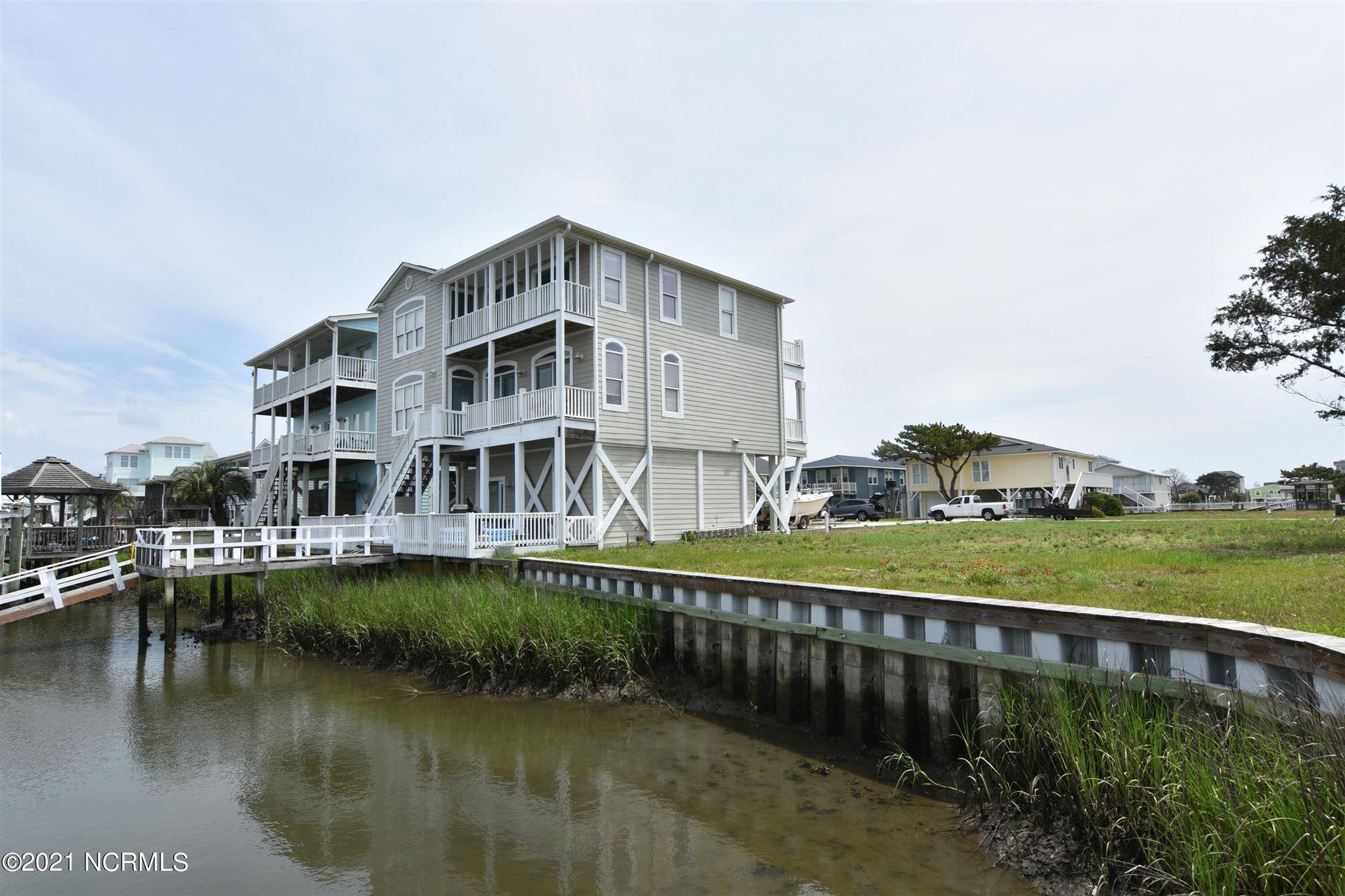 Photo of 107 Salisbury Street, Holden Beach, NC 28462 (MLS # 100276339)
