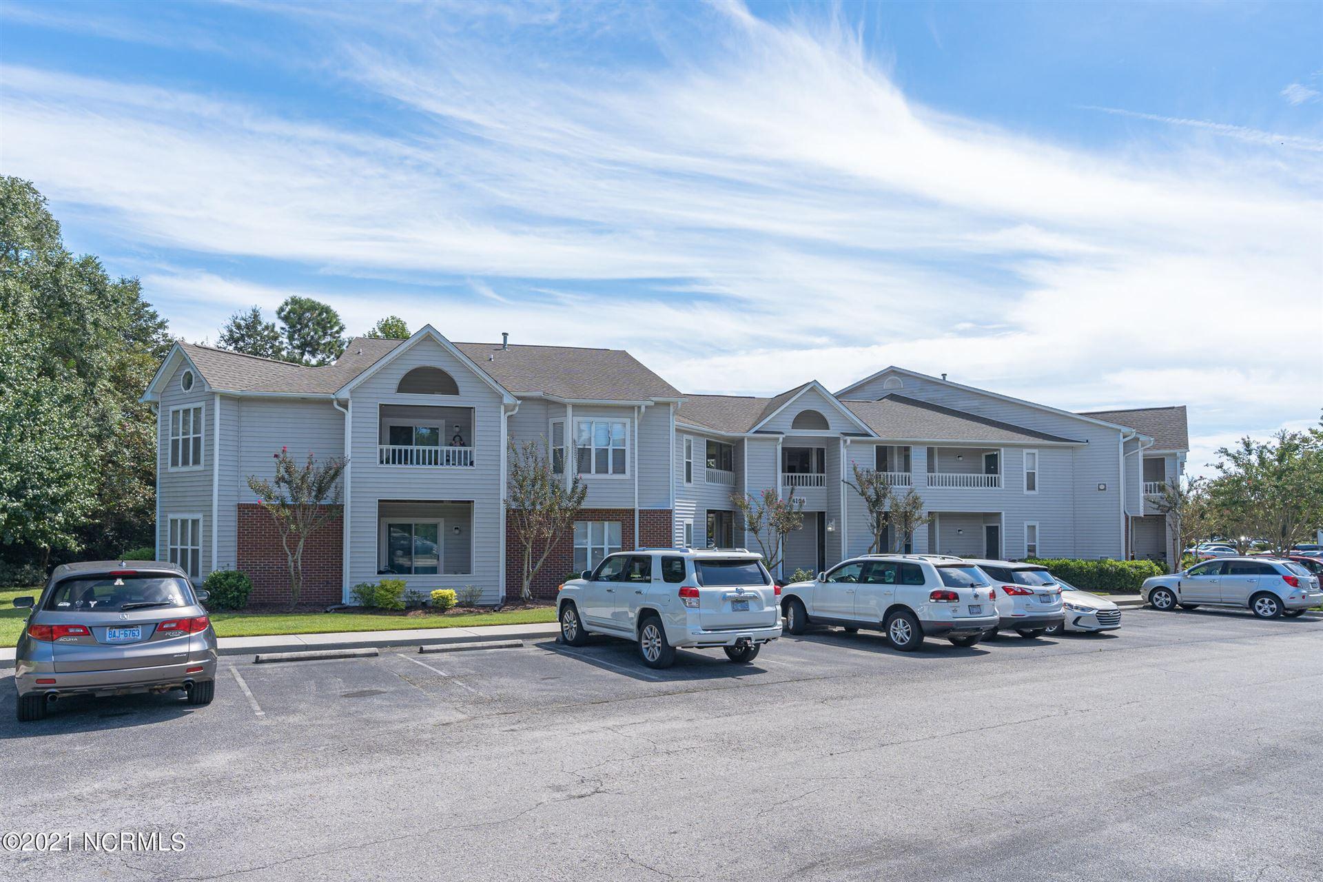 Photo of 4104 Breezewood Drive #Apt 203, Wilmington, NC 28412 (MLS # 100290340)