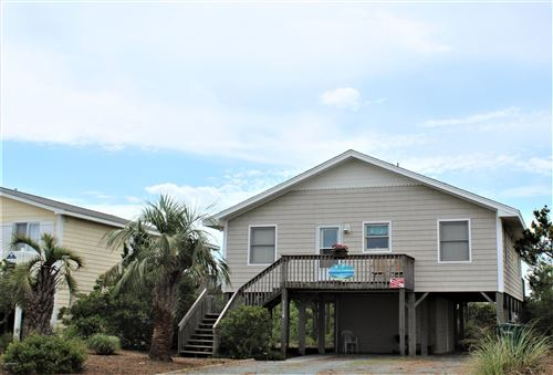 Photo of 1119 N Anderson Boulevard, Topsail Beach, NC 28445 (MLS # 100224341)
