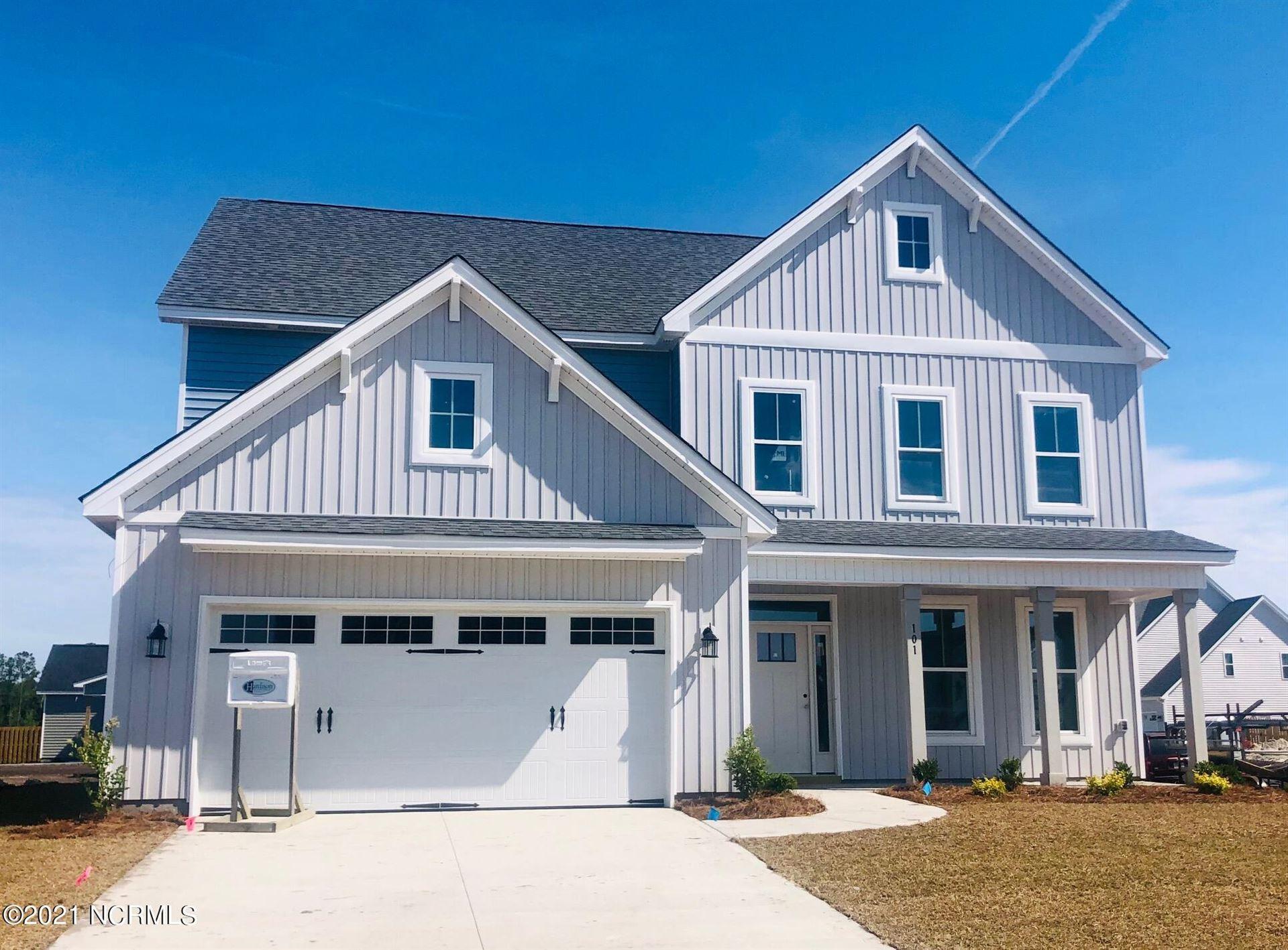 101 East Barred Owl Drive, Hampstead, NC 28443 - MLS#: 100250341