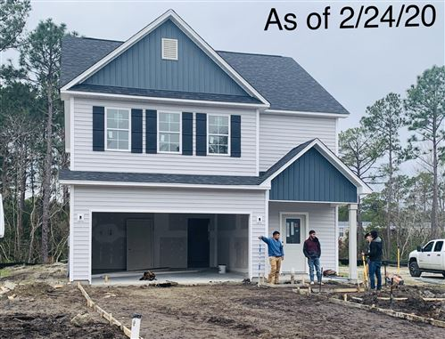 Photo of 512 Everett Glades, Sneads Ferry, NC 28460 (MLS # 100205342)
