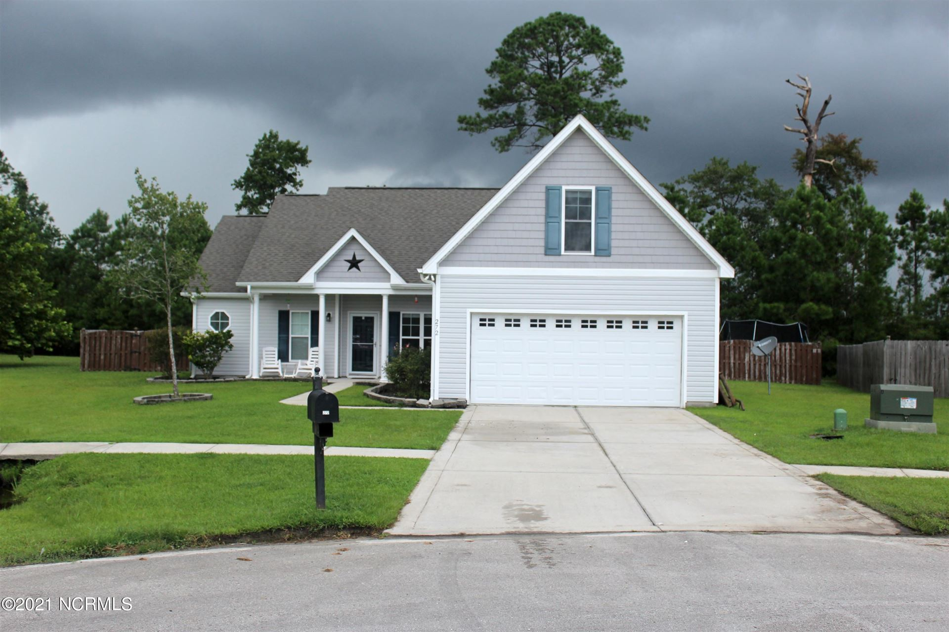 Photo of 272 Silver Hills Drive, Jacksonville, NC 28546 (MLS # 100287342)
