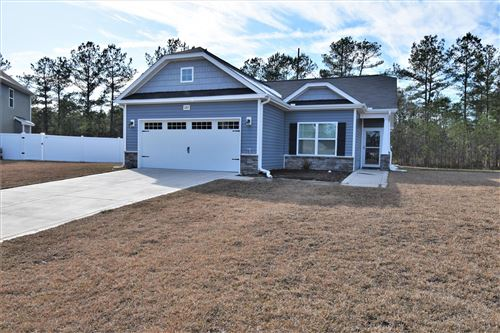 Photo of 2205 Cushing Court, Greenville, NC 27834 (MLS # 100206343)