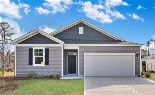 Photo of 5319 Black Oak Court #Lot 182, Winnabow, NC 28479 (MLS # 100230343)