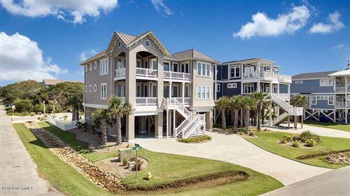 Photo of 7502 E Beach Drive, Oak Island, NC 28465 (MLS # 100235343)