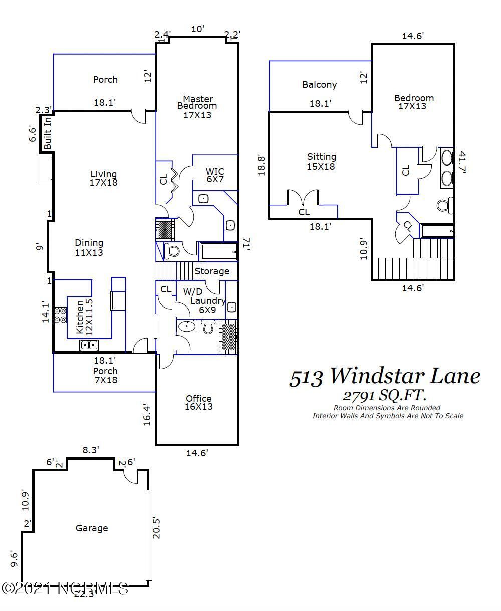 Photo of 513 Windstar Lane, Wilmington, NC 28411 (MLS # 100282343)