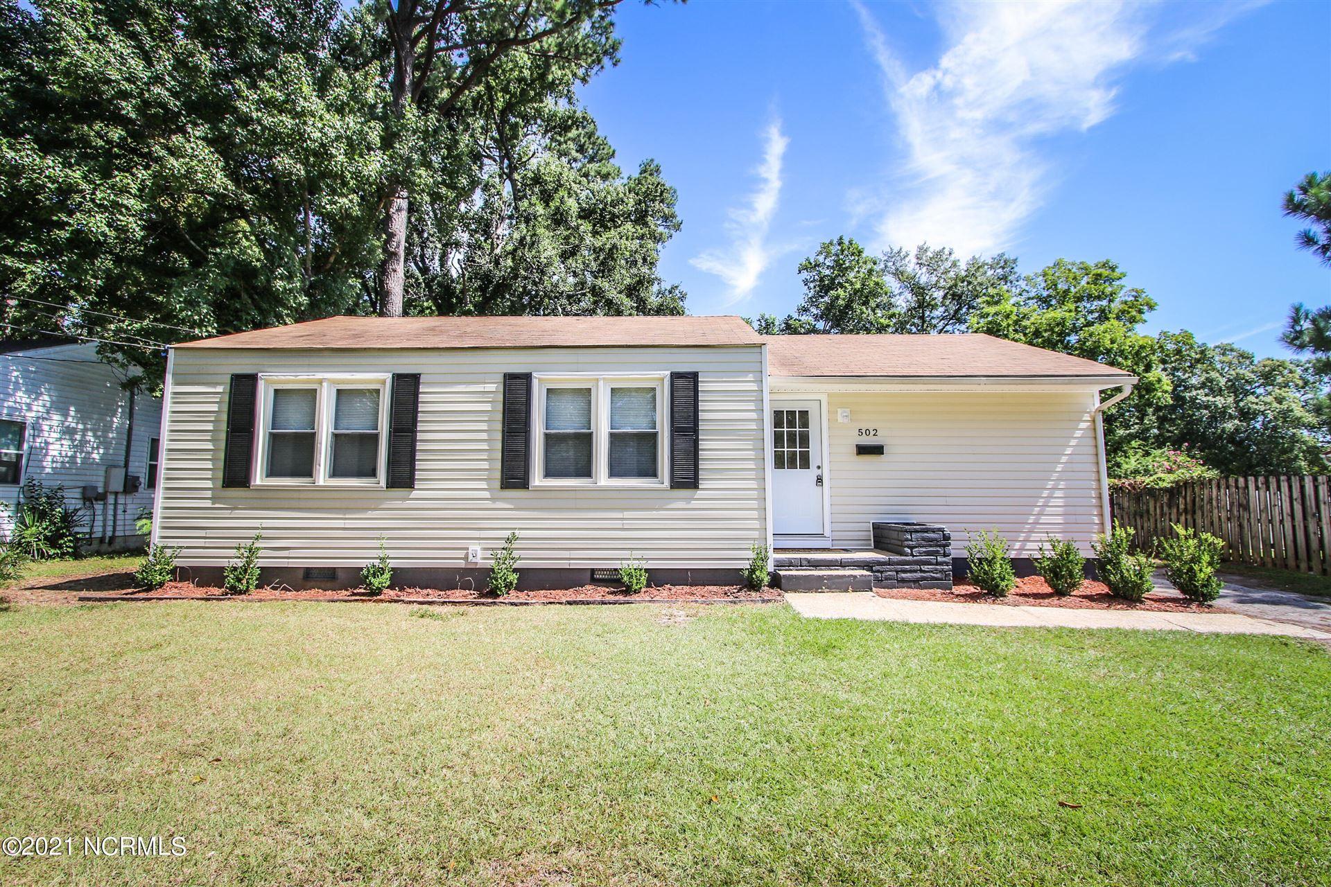 Photo of 502 Oak Lane, Jacksonville, NC 28540 (MLS # 100289343)