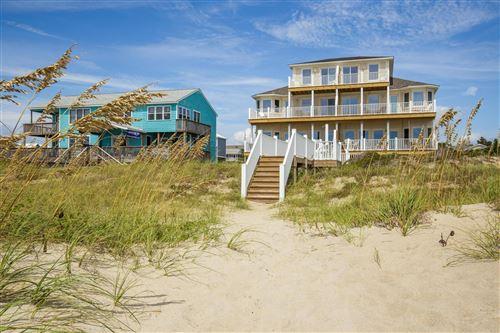 Photo of 6101 Ocean Drive #East & West, Emerald Isle, NC 28594 (MLS # 100236344)