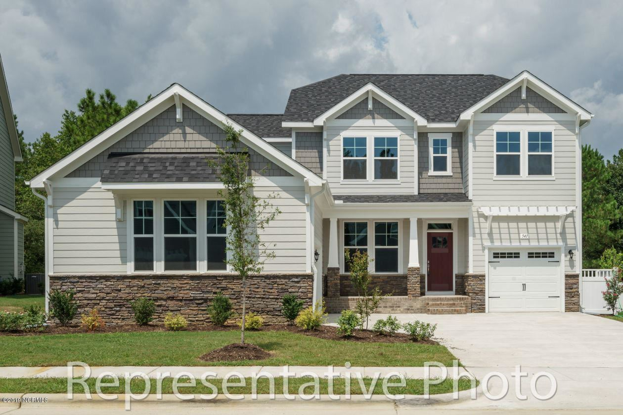 Photo of 250 E Red Head Circle, Sneads Ferry, NC 28460 (MLS # 100282344)