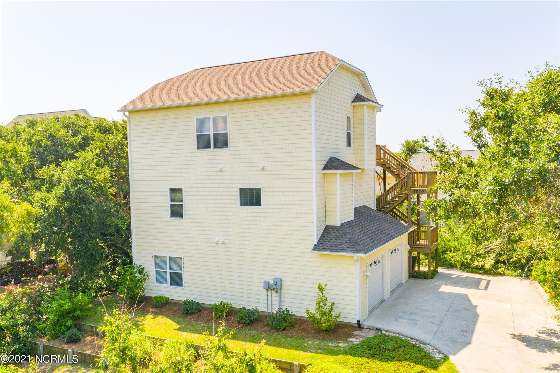 Photo of 7903 Forest Drive, Emerald Isle, NC 28594 (MLS # 100285344)