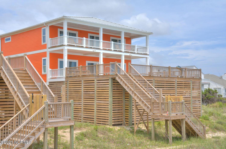 Photo of 6807 E Beach Drive, Oak Island, NC 28465 (MLS # 100295344)