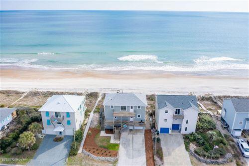 Photo of 715 N Anderson Boulevard, Topsail Beach, NC 28445 (MLS # 100204345)