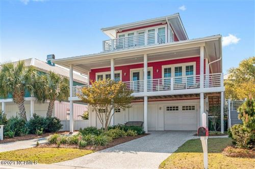 Photo of 290 Seawatch Way, Kure Beach, NC 28449 (MLS # 100266345)