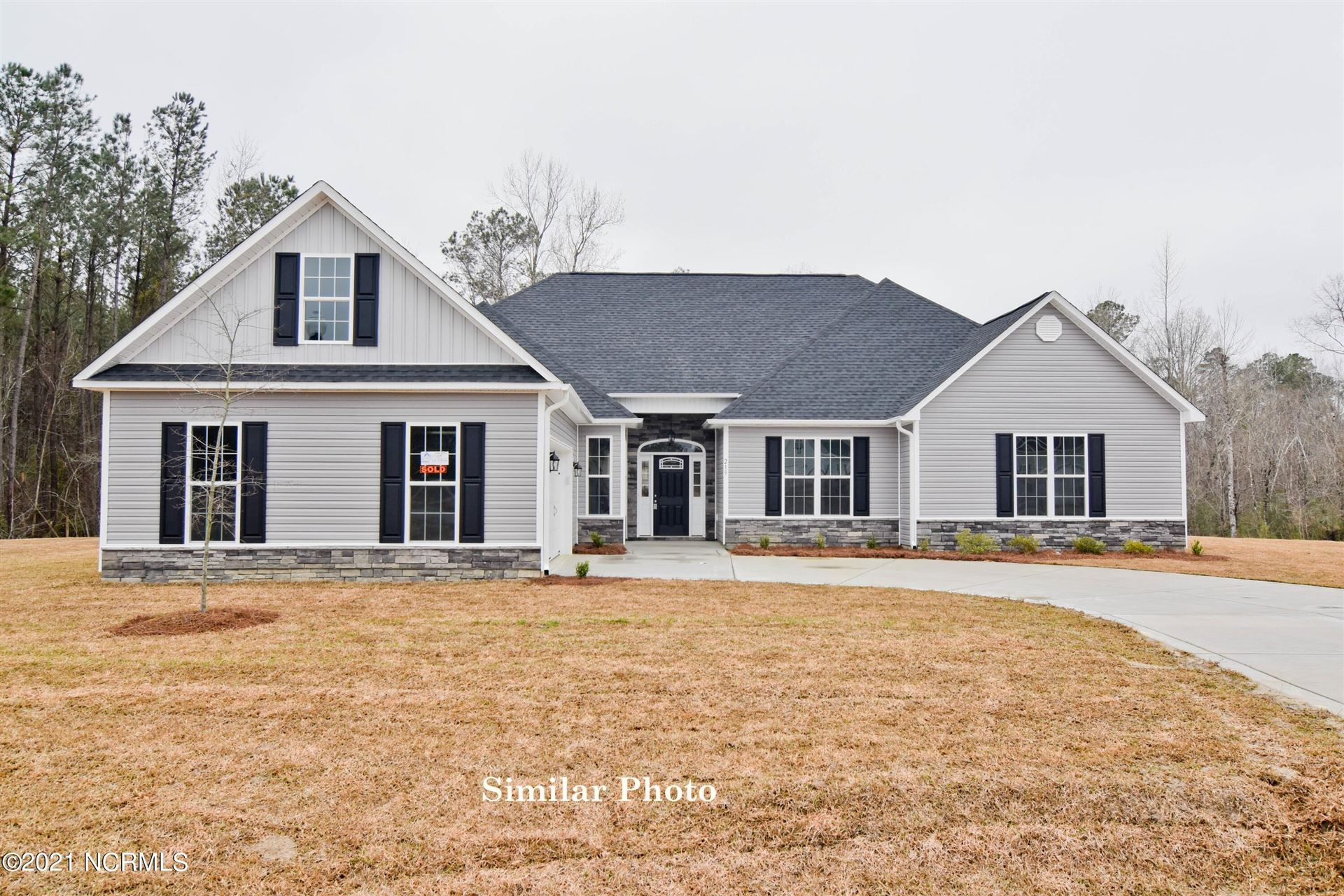 Photo for 300 Naval Store Drive, Jacksonville, NC 28546 (MLS # 100273345)