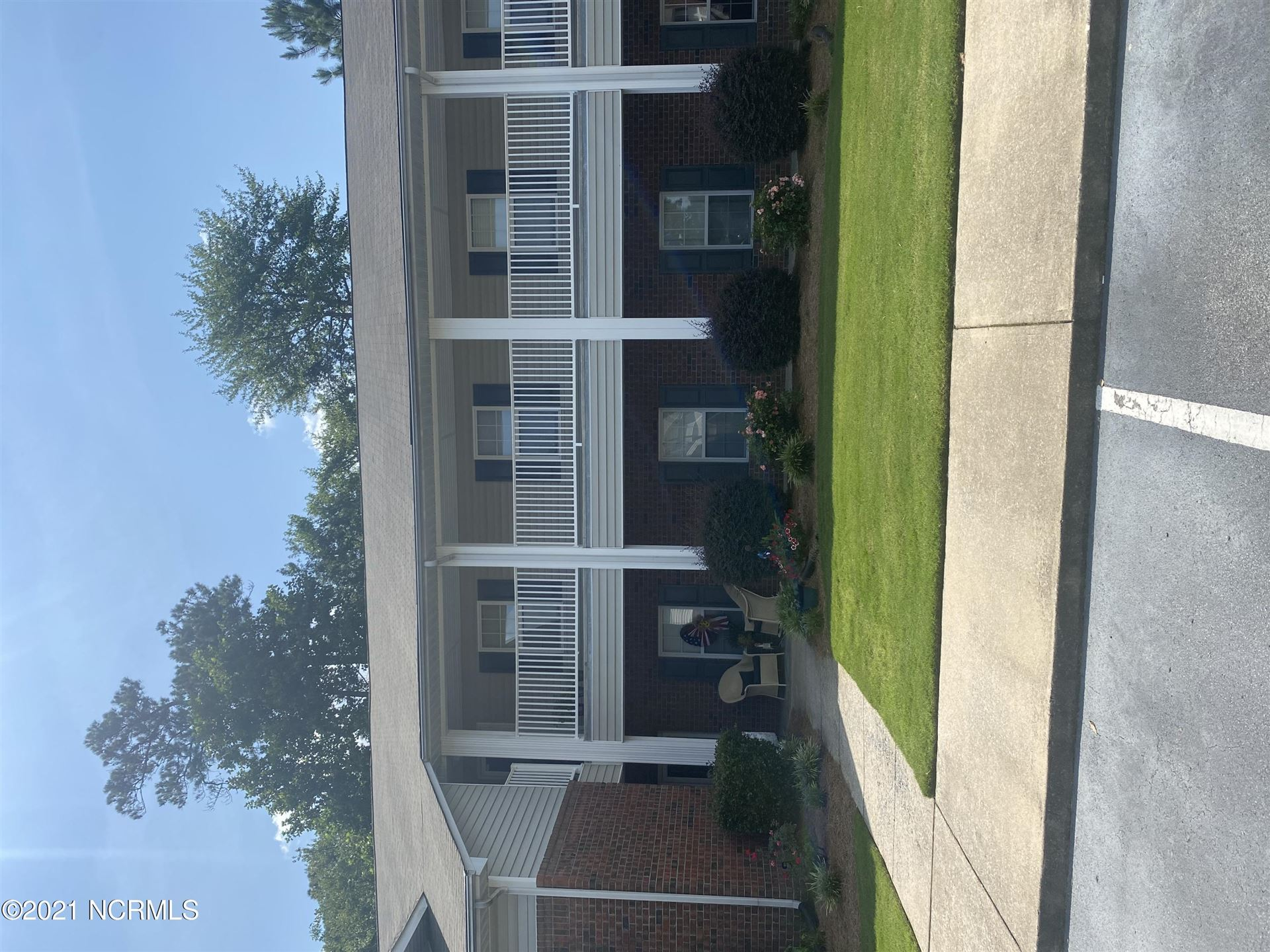 Photo of 2221 Locksley Woods Drive #F, Greenville, NC 27858 (MLS # 100281345)