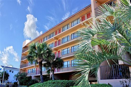 Photo of 222 Carolina Beach Avenue N #111, Carolina Beach, NC 28428 (MLS # 100244346)