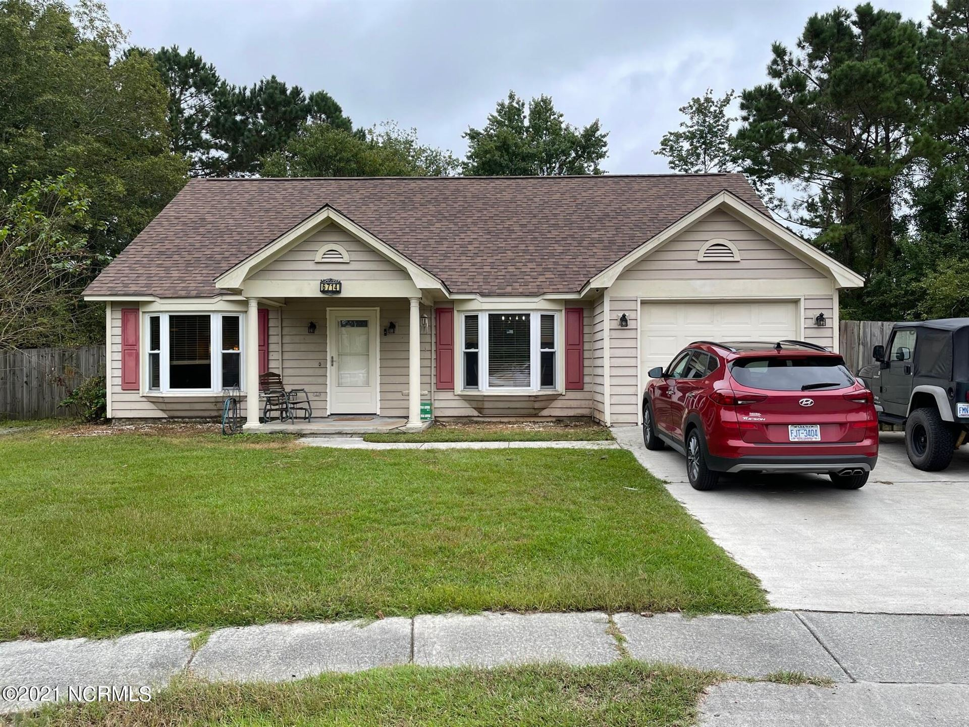 Photo of 6714 Pearwood Court, Wilmington, NC 28405 (MLS # 100294347)