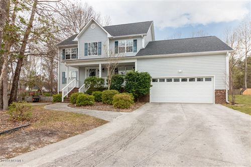 Photo of 407 Tasha Terrace, Swansboro, NC 28584 (MLS # 100226349)
