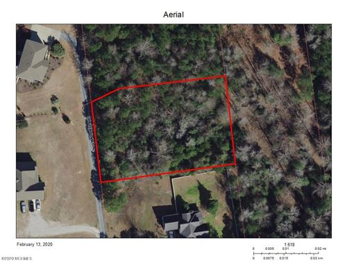 Photo of 0.78ac Oyster Point Lane, Hampstead, NC 28443 (MLS # 100204351)