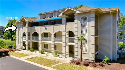 Photo of 908 Resort Circle #109, Sunset Beach, NC 28468 (MLS # 100216351)