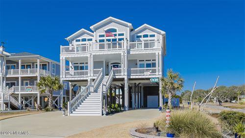 Photo of 7508 E Beach Drive, Oak Island, NC 28465 (MLS # 100258352)