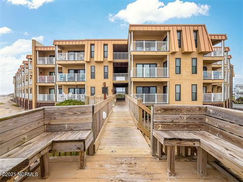 Photo of 1822 New River Inlet Road #Unit 1214, North Topsail Beach, NC 28460 (MLS # 100263352)