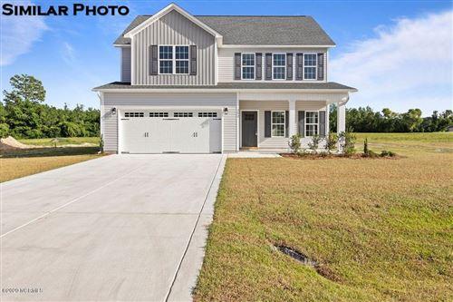 Photo of 113 Village Creek Drive, Maysville, NC 28555 (MLS # 100241353)