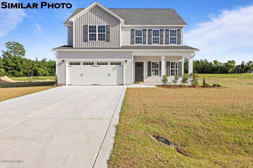 Photo for 113 Village Creek Drive, Maysville, NC 28555 (MLS # 100241353)