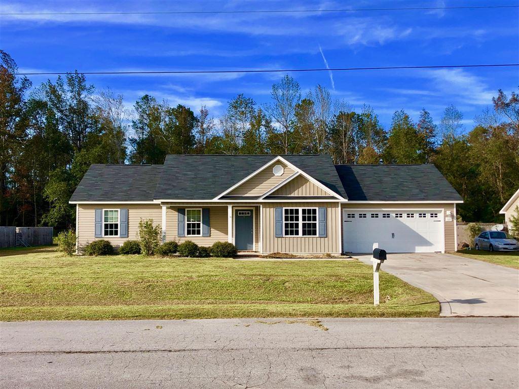 127 Woodbury Farm Drive, Jacksonville, NC 28540 - #: 100193355