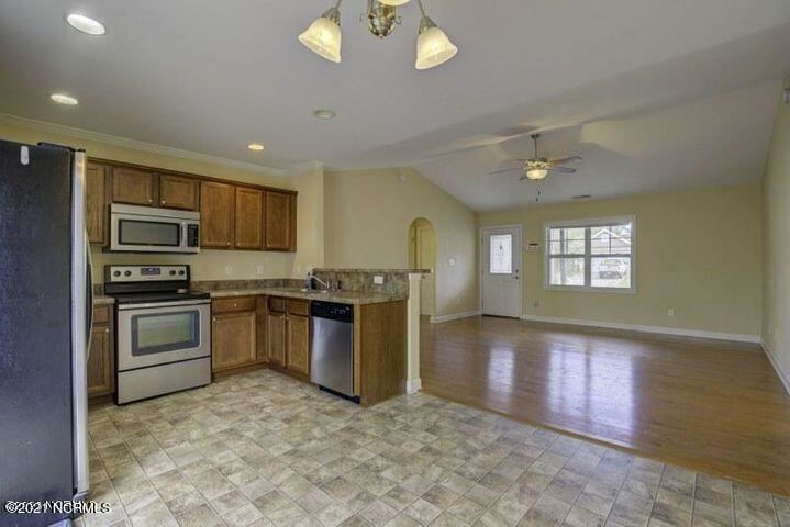 Photo of 410 Blue Pennant Court, Sneads Ferry, NC 28460 (MLS # 100280355)