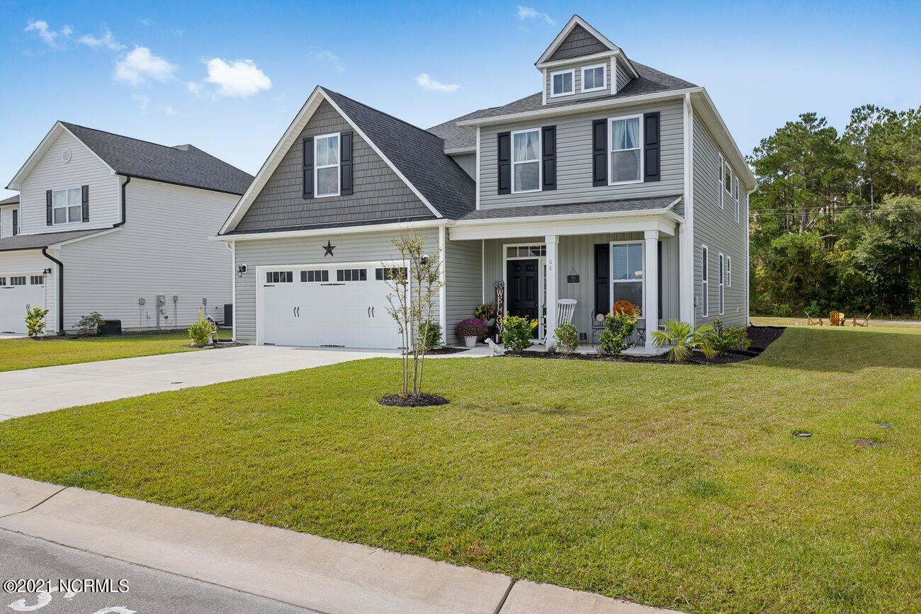 Photo of 64 St Lawrence Drive, Rocky Point, NC 28457 (MLS # 100296355)