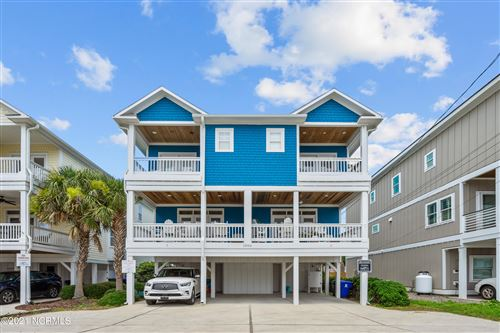 Photo of 1506 S Lake Park Boulevard #Unit 2, Carolina Beach, NC 28428 (MLS # 100280356)