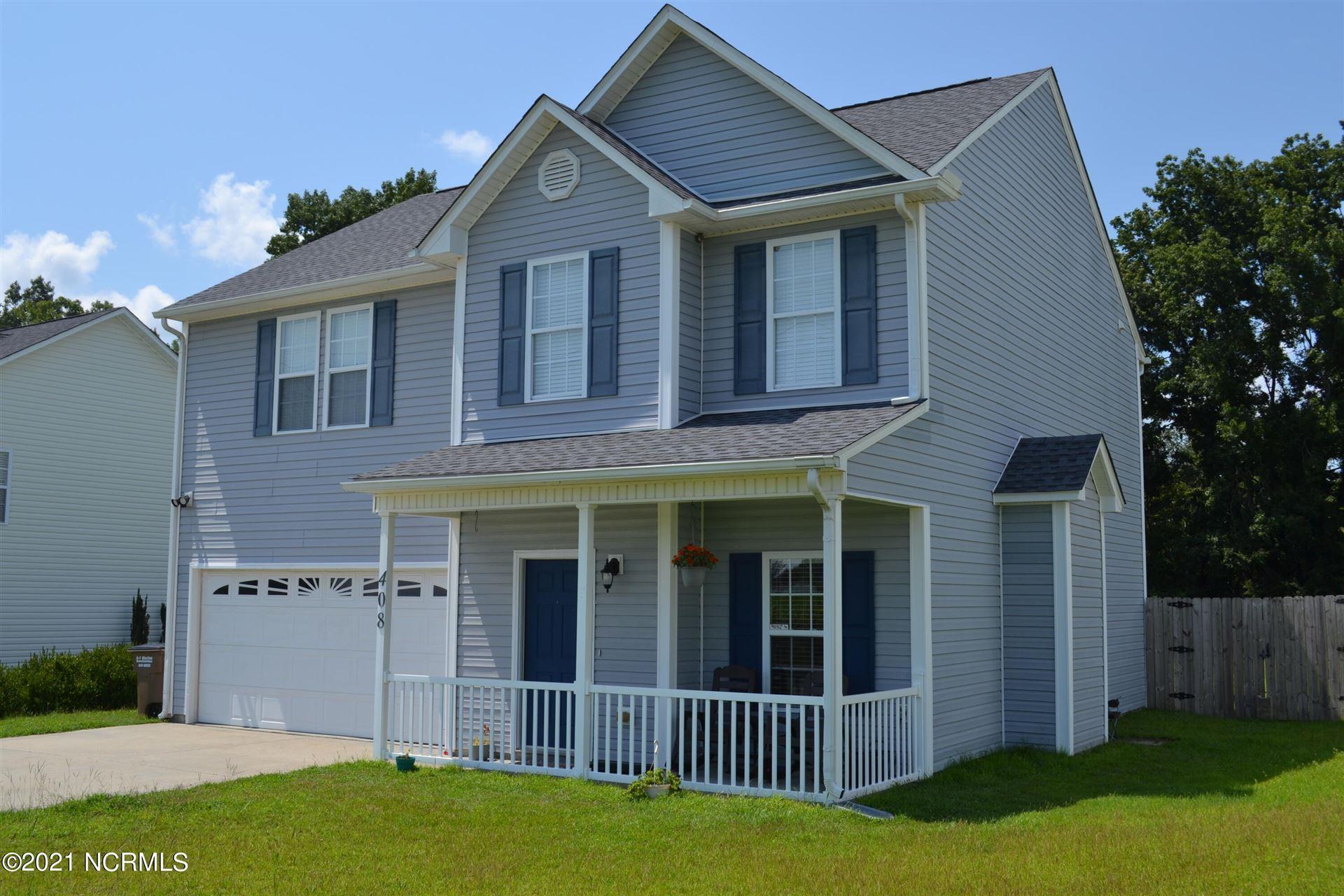 Photo of 408 Rhodestown Road, Jacksonville, NC 28540 (MLS # 100285357)