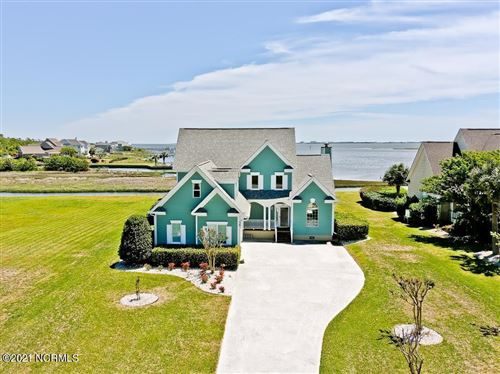 Photo of 509 Blue Heron Drive, Newport, NC 28570 (MLS # 100270358)