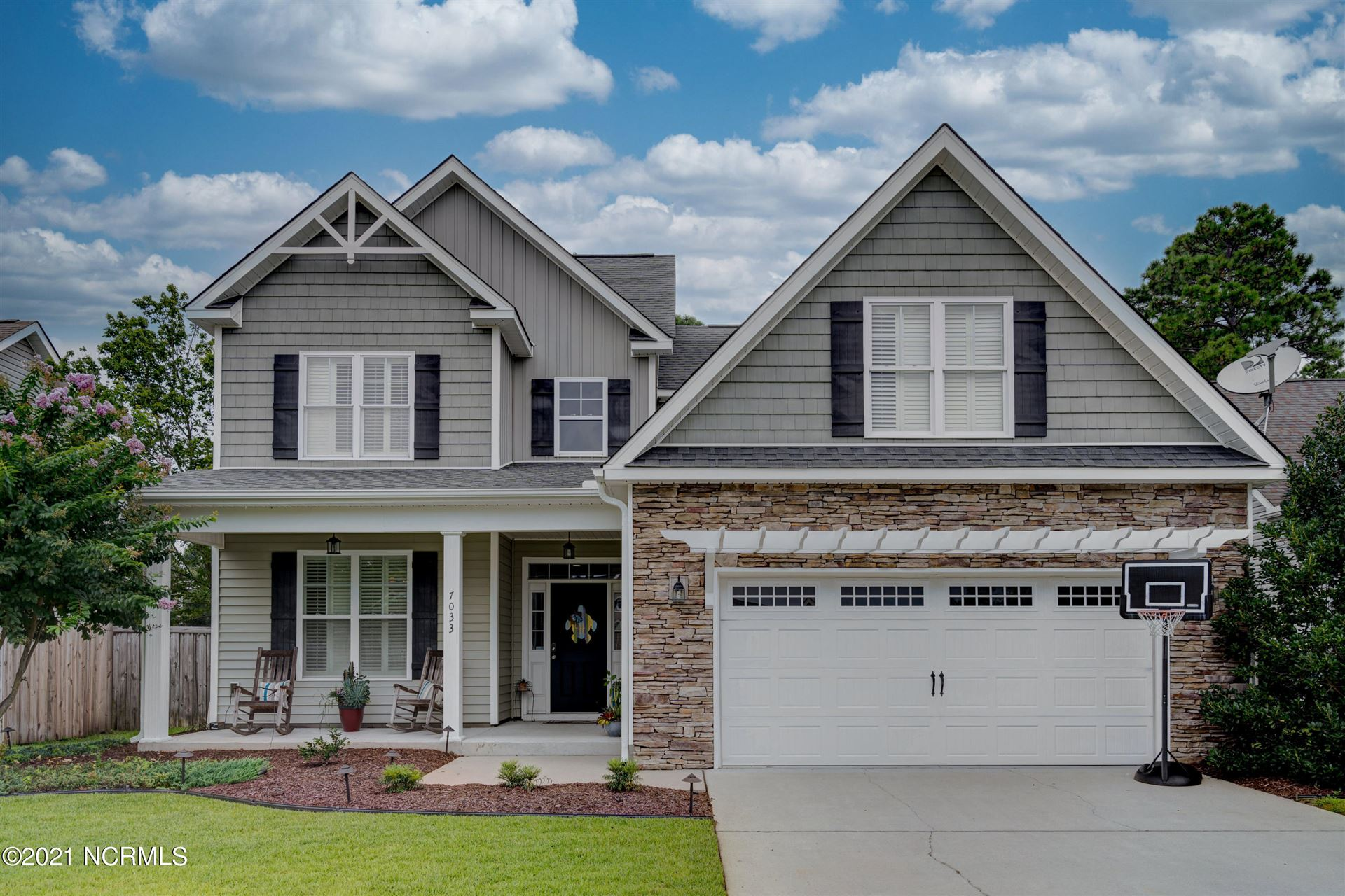 Photo of 7033 Forest Bend Lane, Wilmington, NC 28411 (MLS # 100286358)