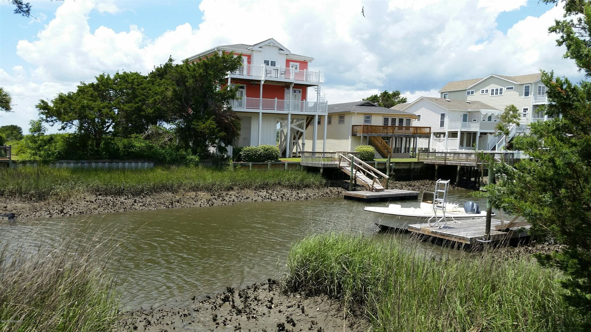 Photo of 119 Tarpon Drive, Holden Beach, NC 28462 (MLS # 100294358)