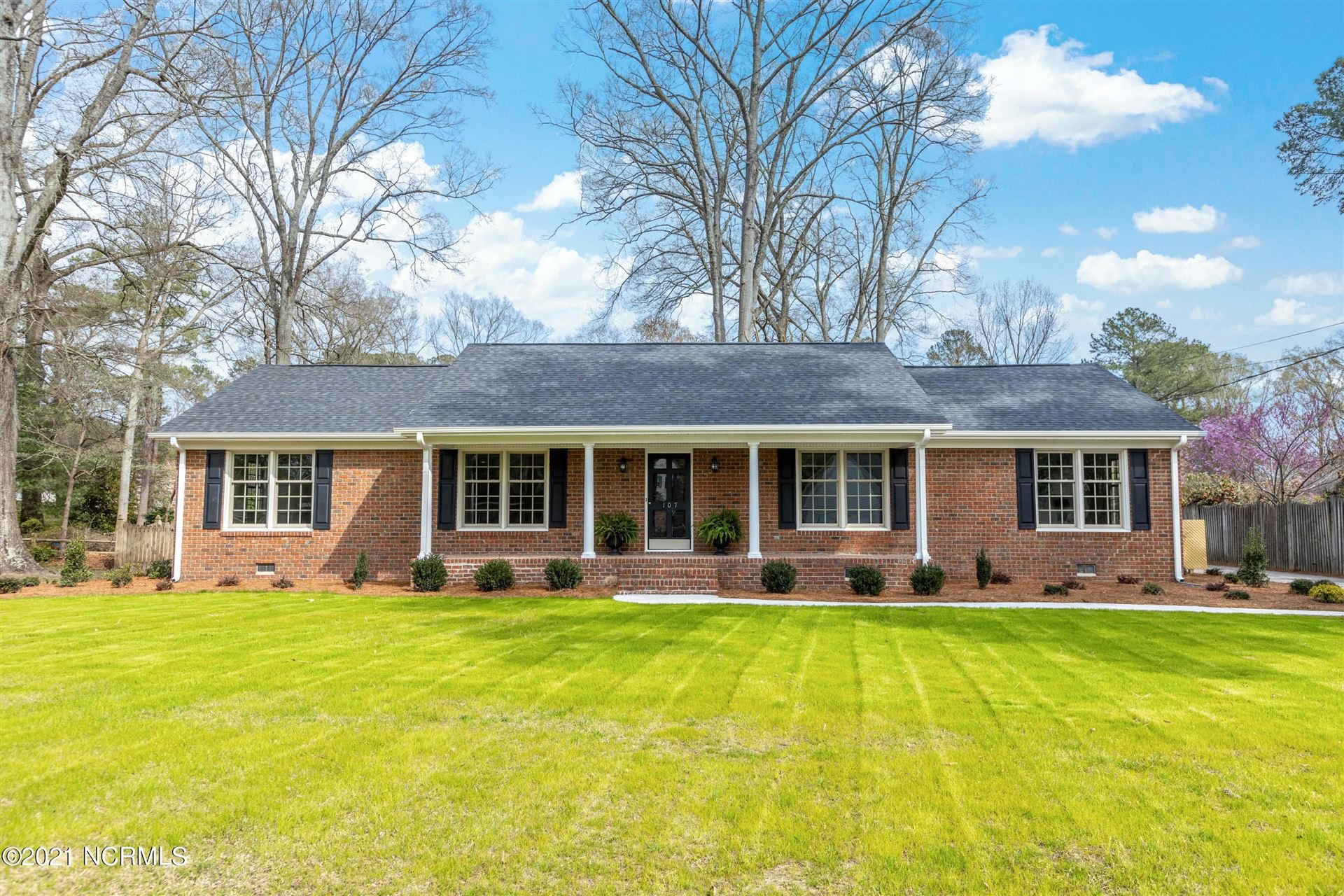 107 Lord Ashley Drive, Greenville, NC 27858 - #: 100263359
