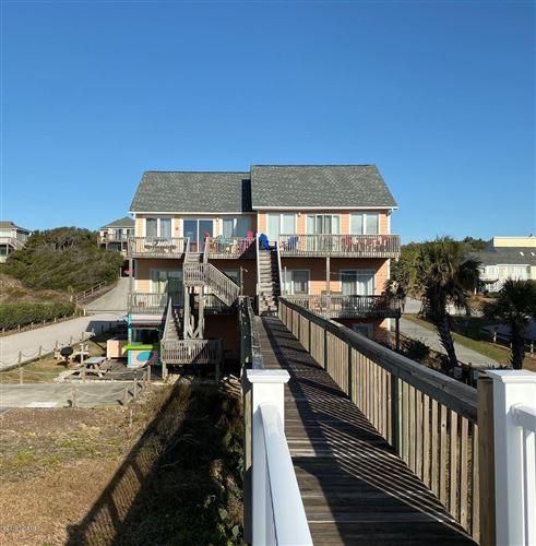 Photo of 9423 Ocean Drive #W, Emerald Isle, NC 28594 (MLS # 100197361)