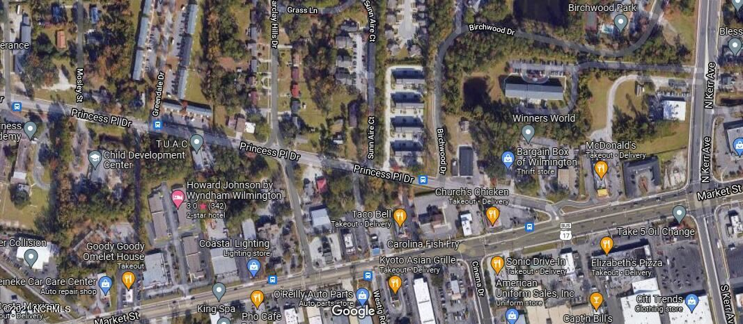 Photo of 217 A Sunn Aire Court #A, Wilmington, NC 28405 (MLS # 100291361)
