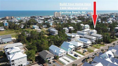 Photo of 1304 Mackerel Lane, Carolina Beach, NC 28428 (MLS # 100281362)