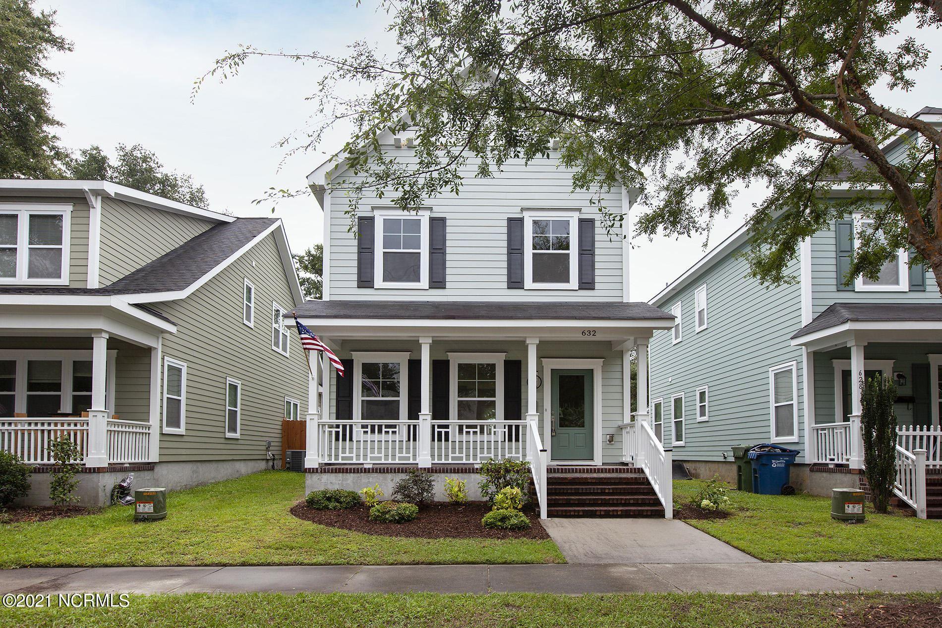 Photo of 632 Brunswick Street, Wilmington, NC 28401 (MLS # 100285362)