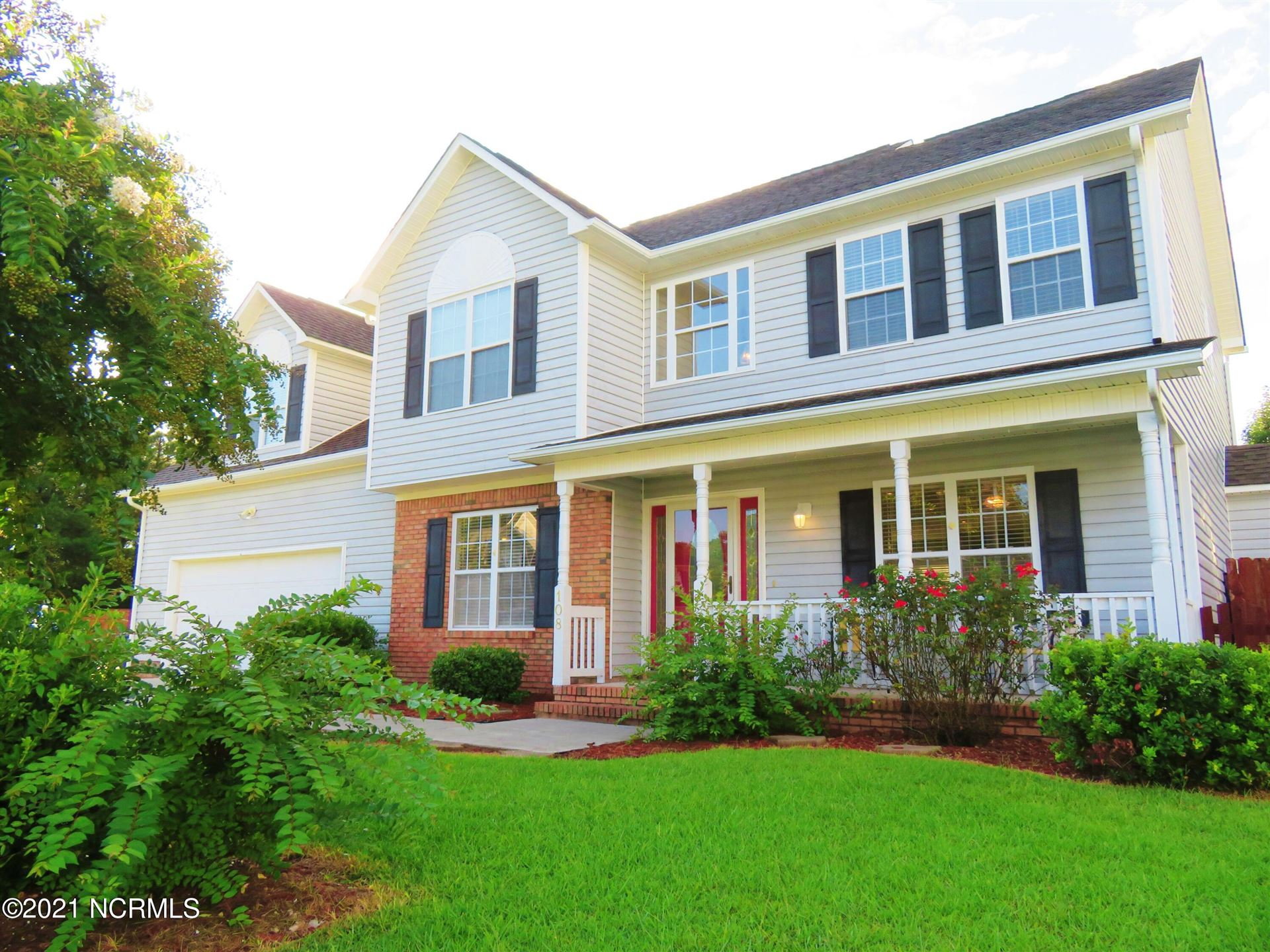 Photo of 108 Murville Court, Jacksonville, NC 28546 (MLS # 100287362)