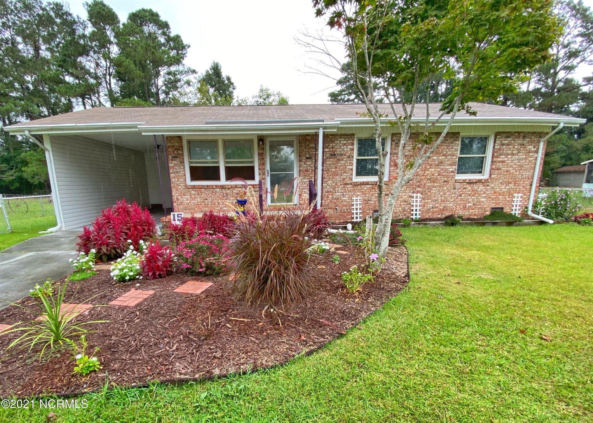 Photo of 15 Yorkshire Drive, Jacksonville, NC 28546 (MLS # 100294363)