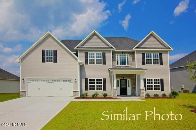 Photo of 124 Evergreen Forest Drive, Sneads Ferry, NC 28460 (MLS # 100255364)