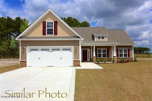 Photo of 259 Wood House Drive, Jacksonville, NC 28546 (MLS # 100200365)