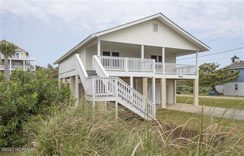 Photo of 802 Ocean Ridge Drive, Atlantic Beach, NC 28512 (MLS # 100235365)