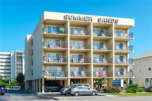 Photo of 104 S Lumina Avenue #104, Wrightsville Beach, NC 28480 (MLS # 100284365)